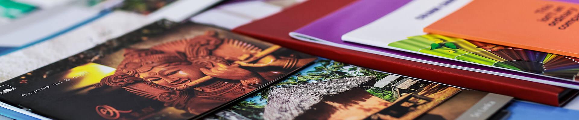 Superior Brochure Printing Services | Gunaratne Offset